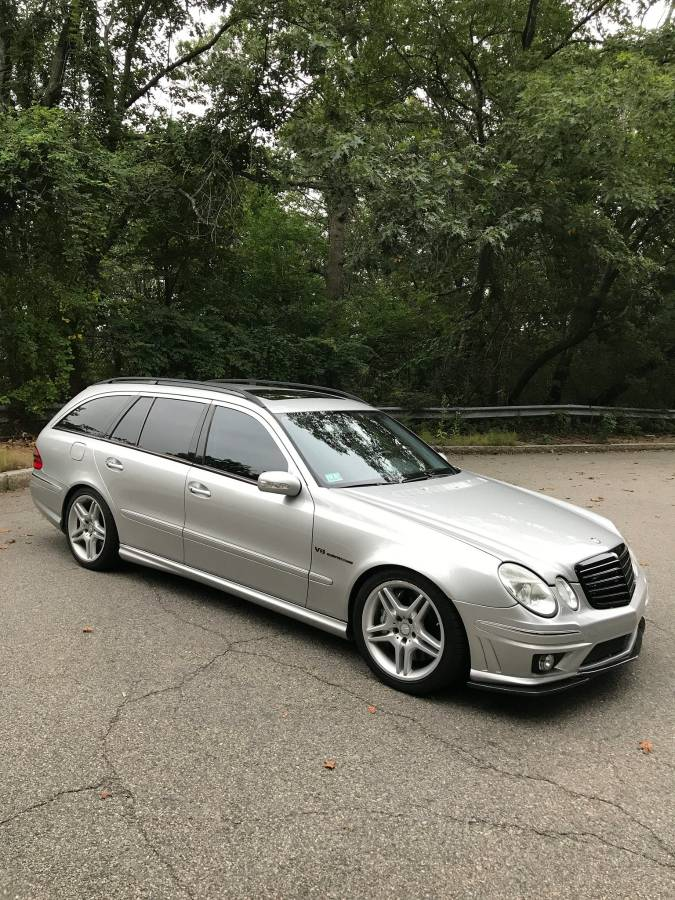 E55 Cooling Mods